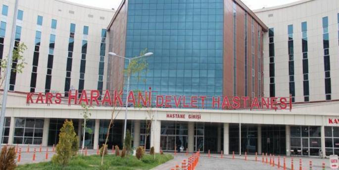 2 bin 307 Kovid hastasına hizmeti verdi