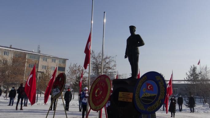 Doğu Cephesi Komutanı Törenle Anıldı