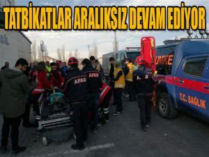 112, UMKE, AFAD, POLİS VE İTFAİYE TATBİKATTA
