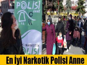 EN İYİ NARKOTİK POLİSİ ANNE PROJESİ KARS'TA BAŞLADI