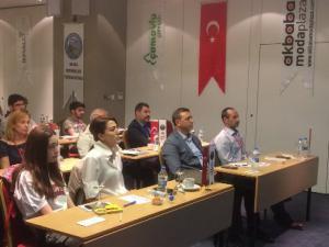 KAIFED 1. Uluslararası E-Ticaret Sempozyumunu gerçekleştirdi.