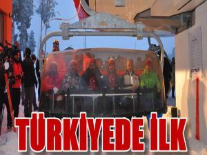 TÜRKİYE'DE İLK