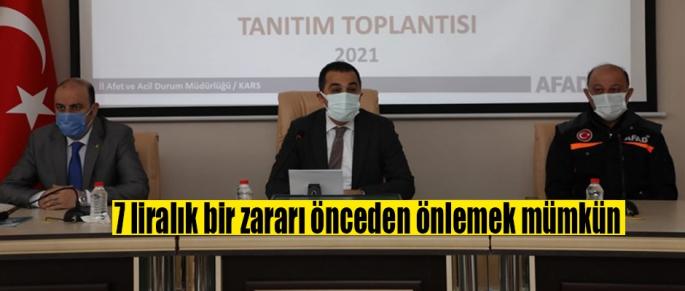 İRAP HAZIRLIK TOPLANTISI YAPILDI