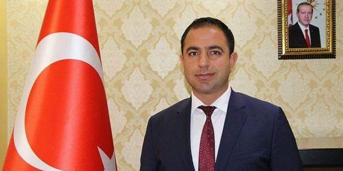 Kağızman'a Turan Soğukoluk Atandı