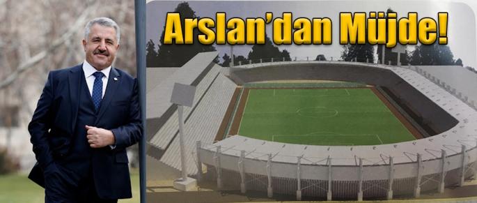 Milletvekili Ahmet Arslan'dan Müjde!