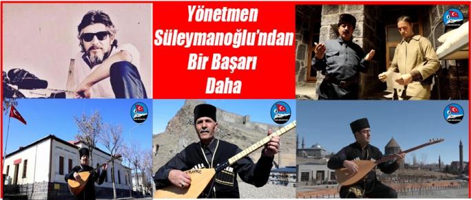 Yönetmen Süleymanoğlu'ndan Bir Başarı Daha