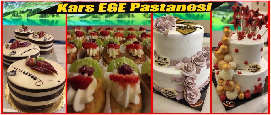 Kars EGE Pastanesinden Kaliteli Hizmet