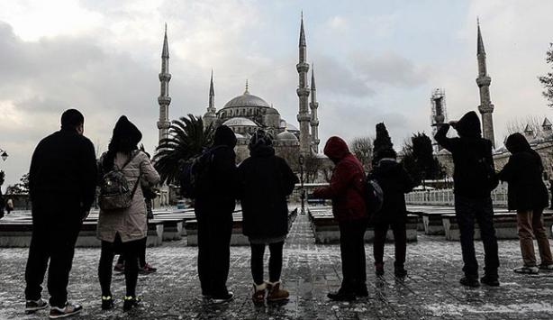 Türkiye'ye 2015'te 36 milyondan fazla turist geldi