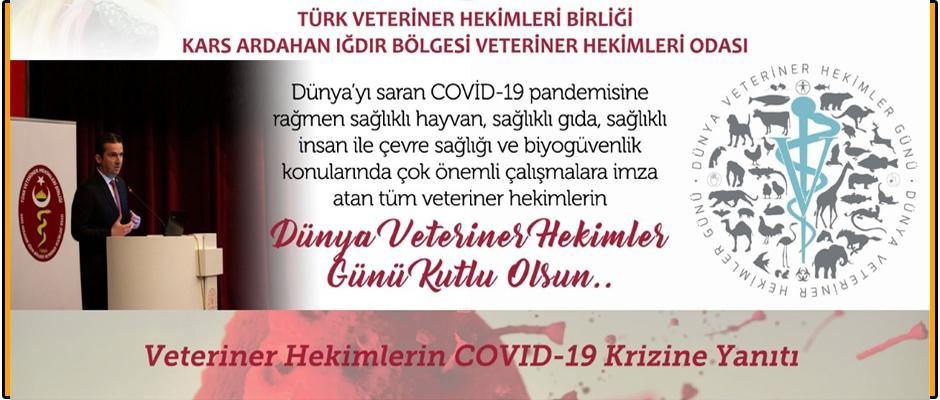 Veteriner Hekimlerin Covid-19 Krizine Yanıtı